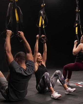 HBX à Liberté Fitness
