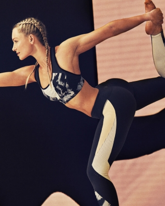 YOGA à Liberté Fitness