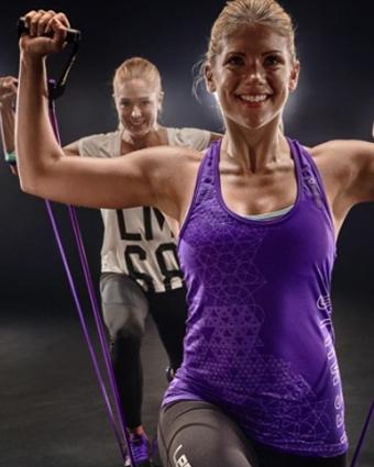 LESMILLS TONE à Liberté Fitness